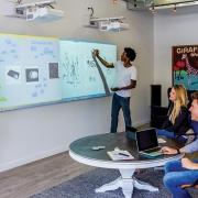 Avec Flow de Hoylu, digitalisez vos post-its et brainstormez - L'interactivité