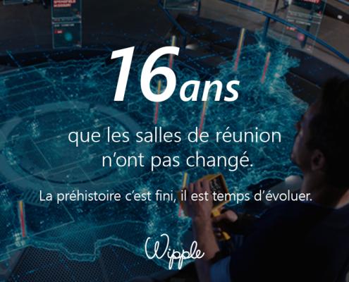 Calendrier 16 - Wipple - Il est temps d'évoluer