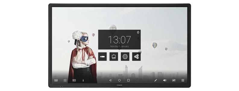 Wipple - Ctouch: les nouveaux écrans interactifs