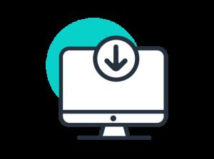 icone logiciel pour ordinateur