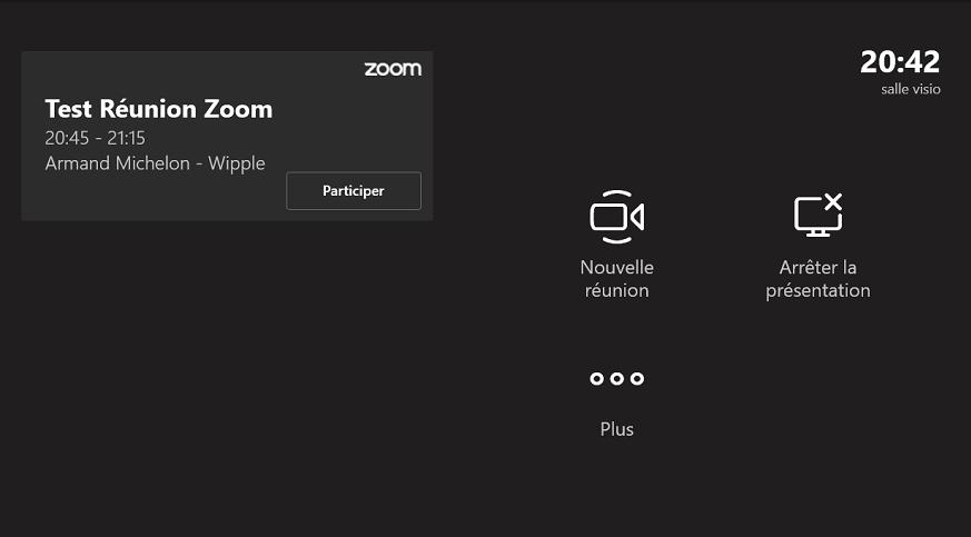 teams room Zoom Teams